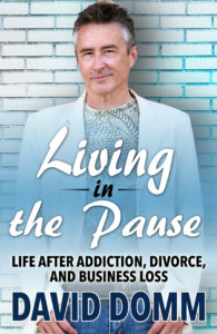 living in the pause paperback